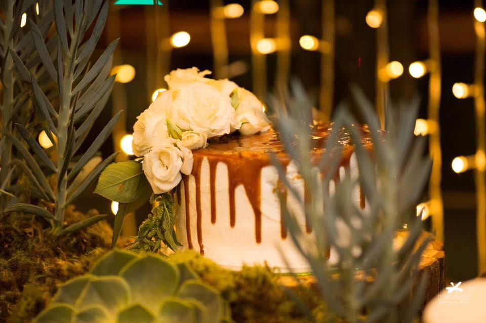 um charme de bolo